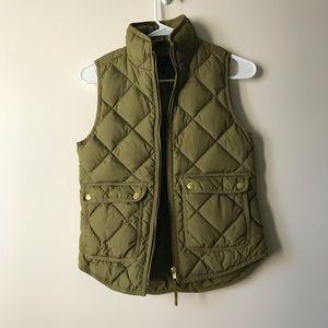 Brand new jcrew vest